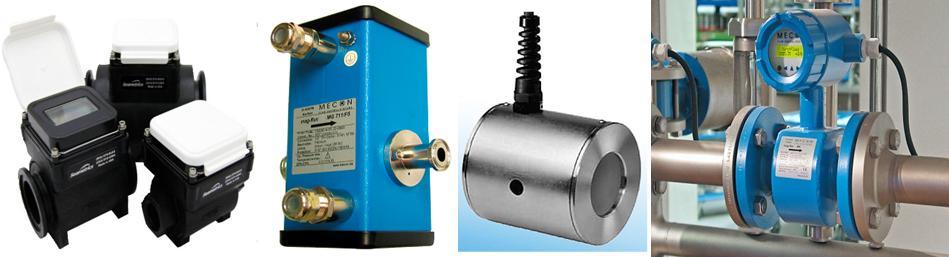 magnetic flow meter 2