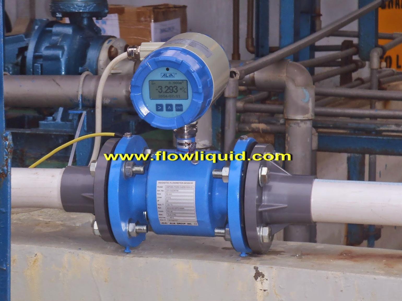 Elektromagnetic Flow Meter