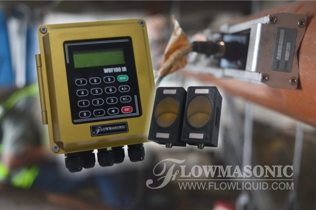 Flowmasonic Ultrasonic Flow Meter