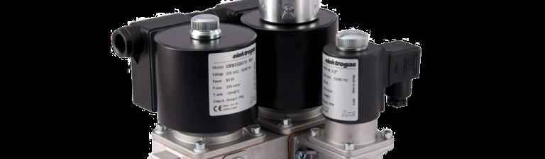 Delta elektrogas - VMM Multiple Safety Solenoid Valve