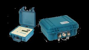 Fluxus F401 Heavy Duty Portable Ultrasonic Flow Meter