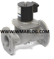 Elektrogas valve VRA VLA VTA