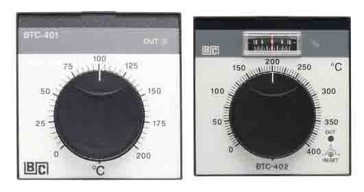Brainchild BTC-401,402 Analog Controller
