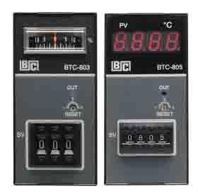 Brainchild BTC-803 BTC-805 Analog Controller