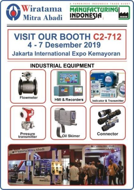 Visit our booth & get a beautiful souvenir from Wiratama
