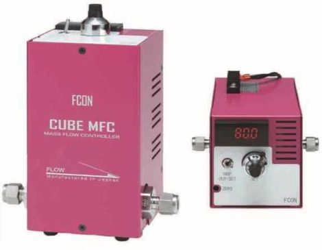 fcon cube mfc mass flow controller
