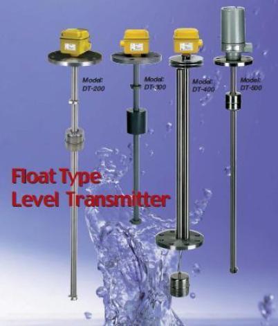 float type level transmitter