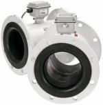 Imag flow meter