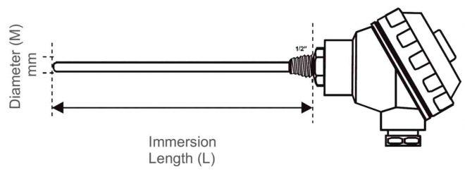 kepmline ml-tr100 temperature sensor