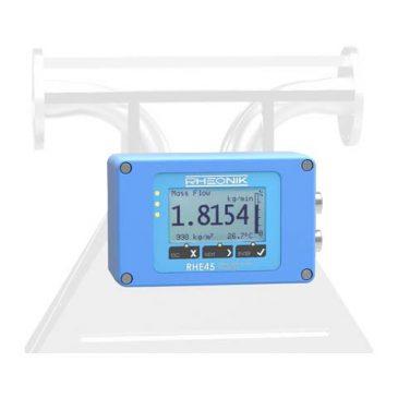 rheonik coriolis rhe45 integral transmitter