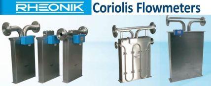 RHM Rheonik Coriolis Mass Flow Sensor