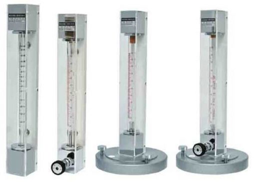 ryuki flo pl series variable area flow meter