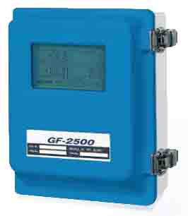 sonic gf 2500 ultrasonic gas flow meter