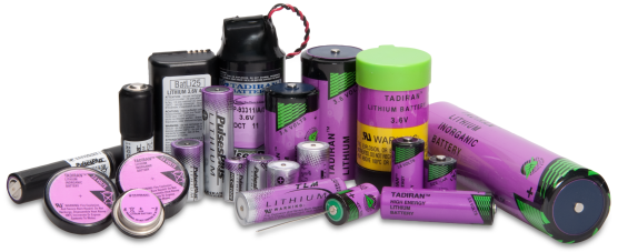 Tadiran Batteries Li-SOCl2 | Lithium Thionyl Chloride