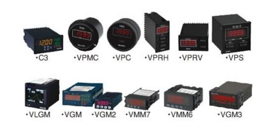 Valcom Digital Pressure Meter Products