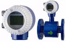 in line flow meter